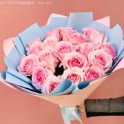 21 нежно_розовая_роза1